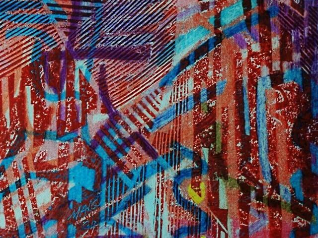 Peintures Marc de Metz mp1357 2010 - 12