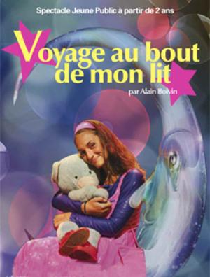 """""""Voyage au bout de mon lit"""""""