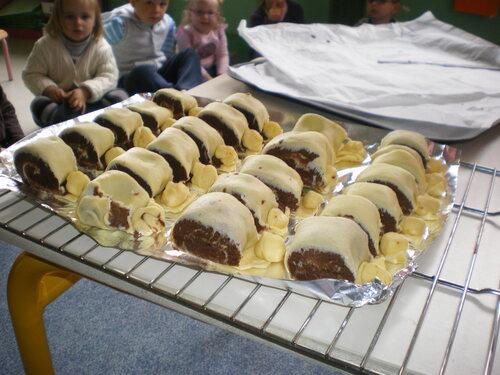 Activité cuisine:les escargots