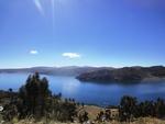 Sur les berges du lac Titicaca