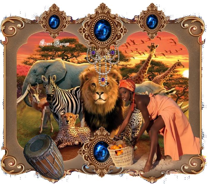 """Semaine """"Afrique"""""""