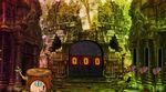 Temple Garden escape - Games4King