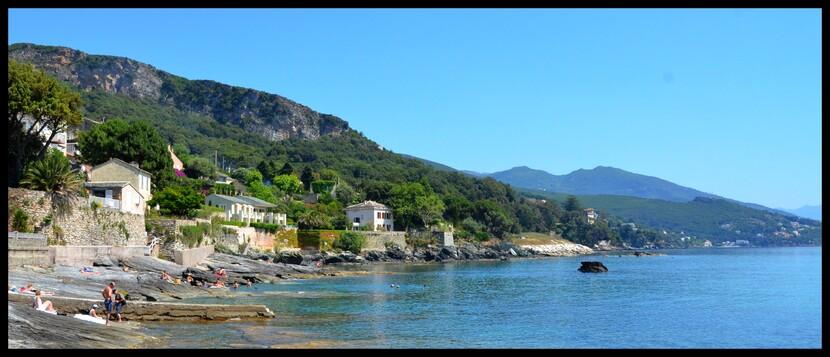 Vers l'île de beauté ...