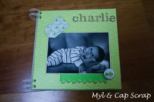 Mylène : Mini Charlie