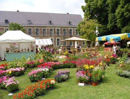 Vaucelles : L'abbaye