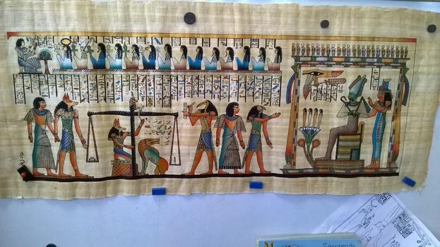* Générateurs de hiéroglyphes *