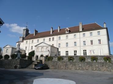 Ornans - Ancien couvent des Minimes (1606 - 1791)