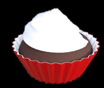 Images de cupcake (tube-pâtisserie-render)