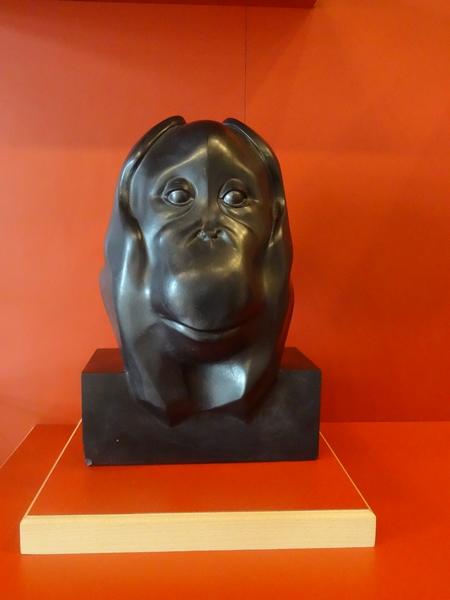 François Pompon, sculpteur bourguignon