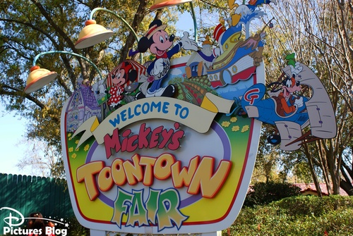 Magic Kingdom - Mickey's ToonTown Fair