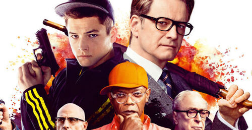 Kingsman : services secrets ou James Bond peut aller se rhabiller :P