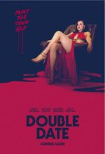 Affiche Double Date (BIFFF 2018)