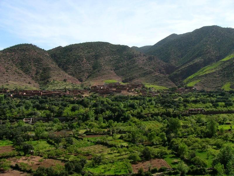 Vallée de l'Ourika - 2005