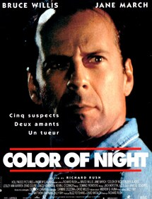 COLOR OF NIGHT BOX OFFICE FRANCE 1994