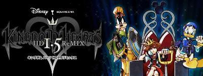 Kingdom Hearts Remix : nouvelles images
