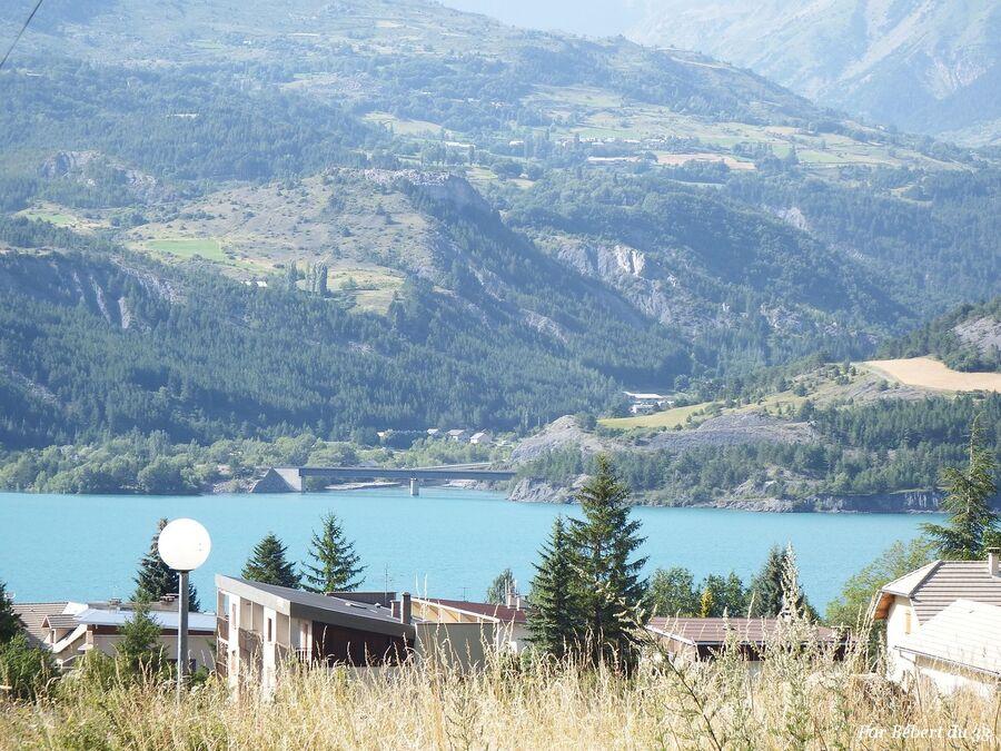 Rando à Savines le lac (4) Hautes Alpes