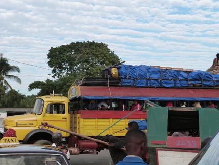 Les véhicules malgaches