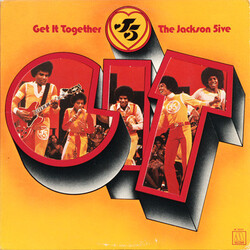 The Jackson 5 - G.I.T. Get It Together - Complete LP