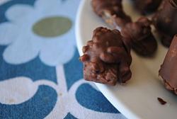 Je participe au concours de Chocolat à tous les étages