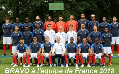 La France qui gagne mais aussi celle qui merde c'était ce week-end!