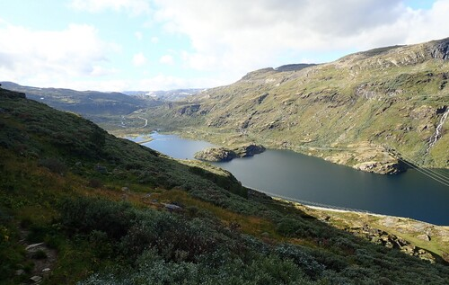 J9 - Le canyon de l'Aurlansdalen