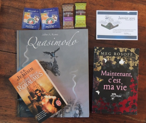 Box de Janvier - Once upon a book