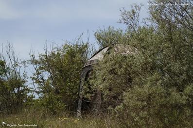 Tente affût camouflage Solognac 2/3 personnes + sièges pliants