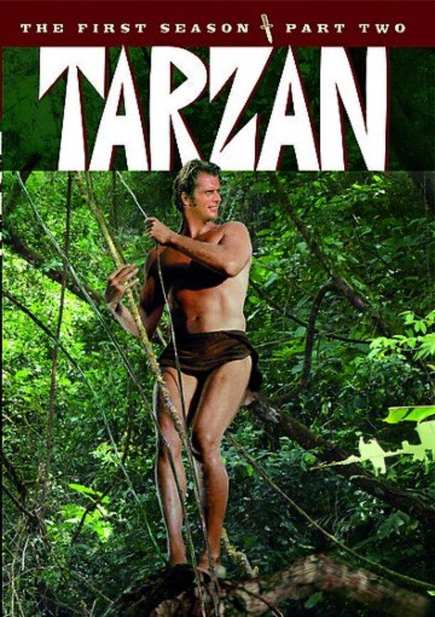 Tarzan (Ron Ely) (1966) - Saison 2 [Complète]
