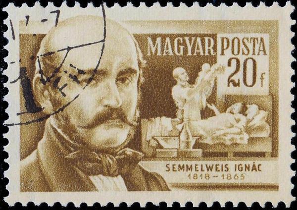 Semmelweis Ignace (1818-1865) obstétricien hongrois