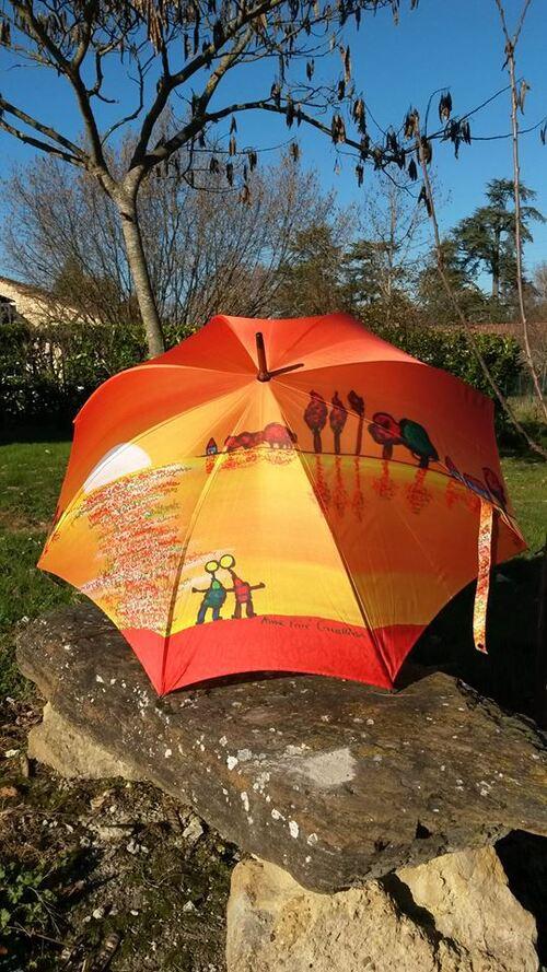Parapluies et quelques commentaires...