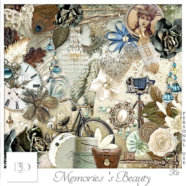 Memories's Beauty Kit