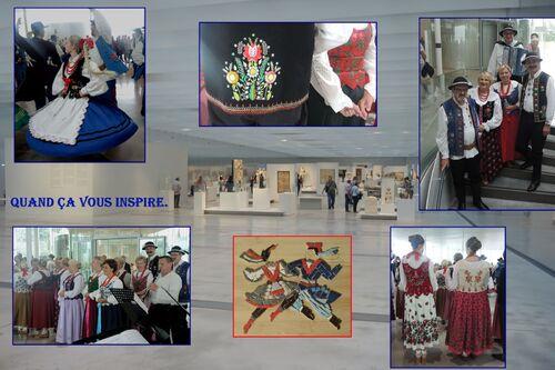 En parallèle avec l'expo sur la Pologne au Louvre Lens.