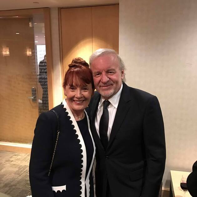 Colm Wilkinson and Deirdre Wilkinson (2017)