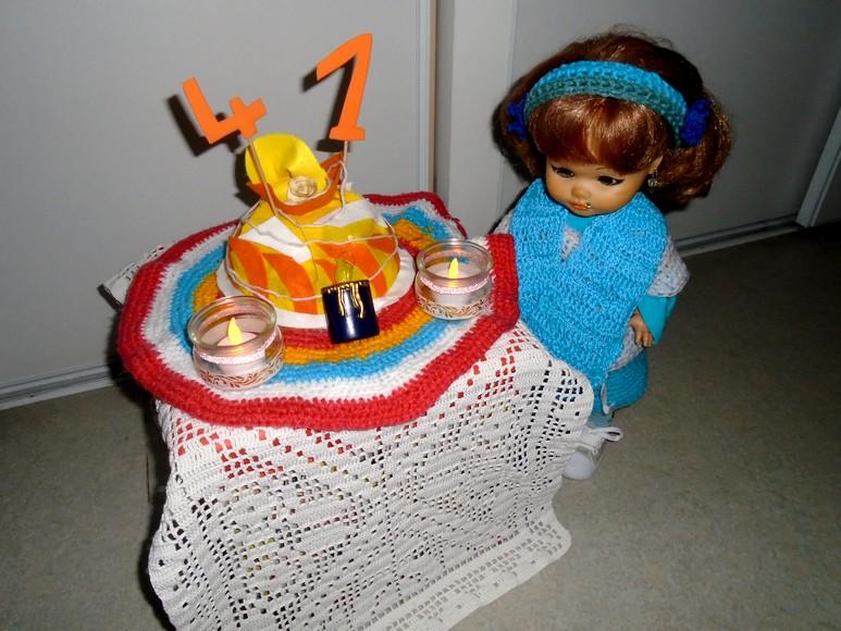 L'anniversaire de Cathy et Rosalie