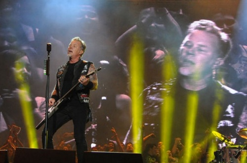 Metallica tease son prochain album avec un extrait musical