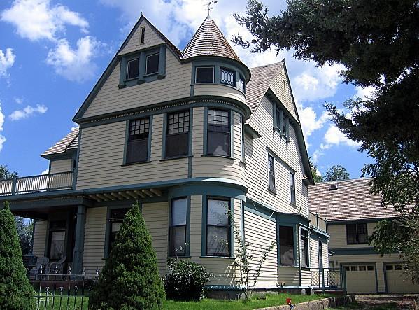 Prescott Goldwater House 1
