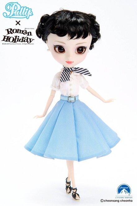 Septembre 2009 : Pullip Princess Ann