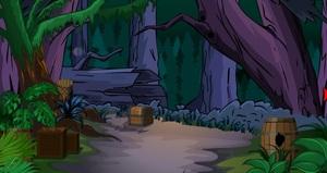 Jouer à Crown treasure escape