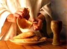 Kidouch  -  Sainte cène  - Repas du Seigneur et rompre le pain