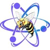 Atomic Blue Bee