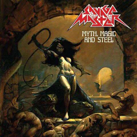"SAVAGE MASTER - ""Myth, Magic And Steel"" Clip"
