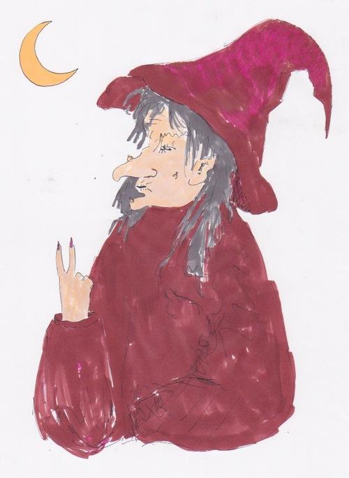 Les sorcières des voyelles
