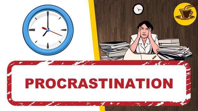 Hier dimanche : Journée mondiale de la procrastination