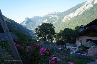 La Ferme du Petit Mont - Bellevaux