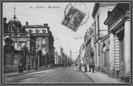 Habitat lillois du 18 au 19ème siècle