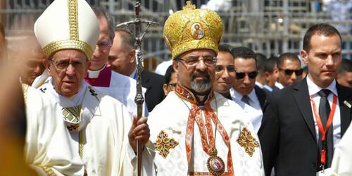Bilan de la visite du pape François en Égypte
