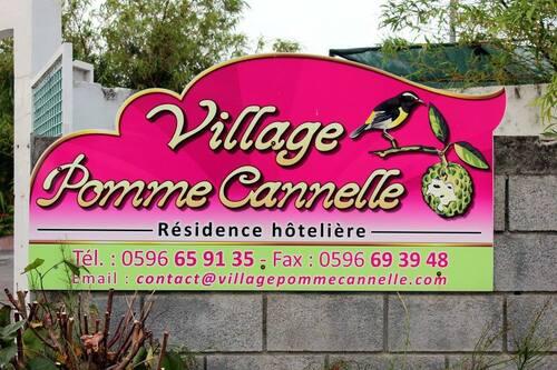 Week-end au Village Pomme Cannelle, Martinique, Caraïbe