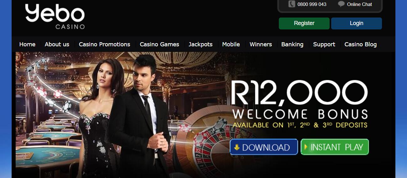 Yebo Casino Deposit Methods Overview Gillangelaan