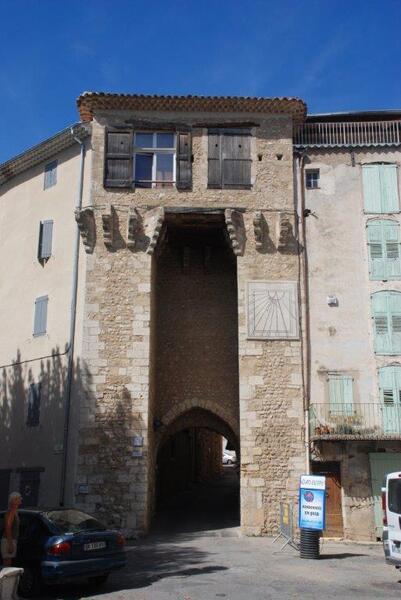 La porte Aigueiro