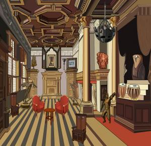 The royal room - Hidden objects